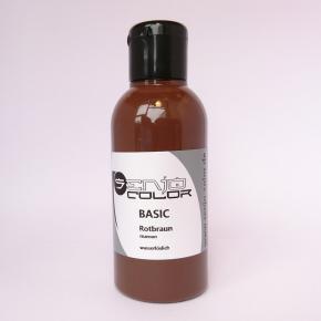 Аквагрим Senjo-Color Basic Красно-коричневый 692015