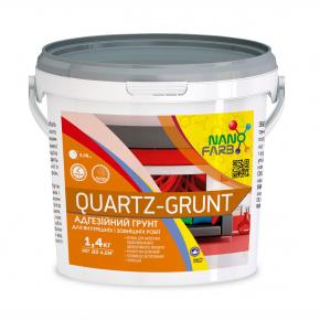 Адгезионная грунтовка универсальная Quartz-grunt Nanofarb - интернет-магазин tricolor.com.ua