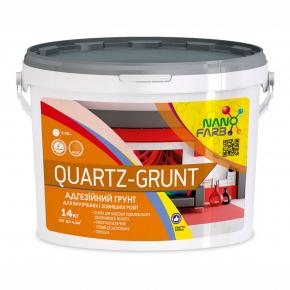 Адгезионная грунтовка универсальная Quartz-grunt Nanofarb - изображение 2 - интернет-магазин tricolor.com.ua