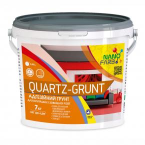 Адгезионная грунтовка универсальная Quartz-grunt Nanofarb - изображение 3 - интернет-магазин tricolor.com.ua