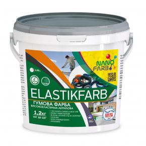 Резиновая краска Elastikfarbe Nanofarb База A - интернет-магазин tricolor.com.ua