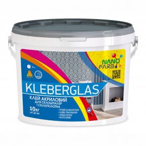 Клей для стеклообоев и стеклохолста Kleberglas Nanofarb - изображение 4 - интернет-магазин tricolor.com.ua