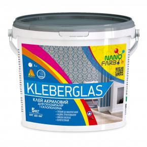 Клей для стеклообоев и стеклохолста Kleberglas Nanofarb - изображение 3 - интернет-магазин tricolor.com.ua