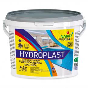 Гидроизоляционная мастика Hydroplast Nanofarb - изображение 3 - интернет-магазин tricolor.com.ua
