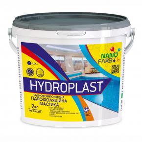 Гидроизоляционная мастика Hydroplast Nanofarb - изображение 2 - интернет-магазин tricolor.com.ua