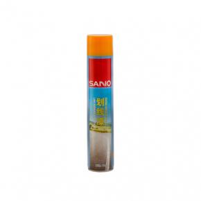 Краска для дорожной разметки аэрозольная Sanvo 31LM желтая