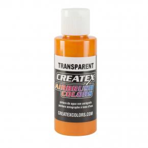Краска для аэрографии прозрачная Желтая Createx Airbrush Colors Transparent Sunrise Yellow 5113 - интернет-магазин tricolor.com.ua