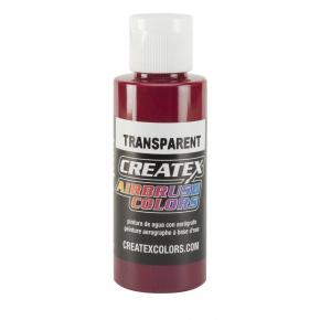 Краска для аэрографии прозрачная Бургундия Createx Airbrush Colors Transparent Burgundy 5123 - интернет-магазин tricolor.com.ua
