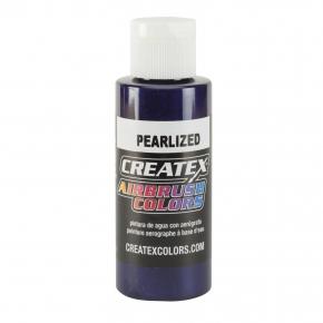 Краска для аэрографии перламутровая Пурпурная Createx Airbrush Colors Pearl Purple 5301 - интернет-магазин tricolor.com.ua