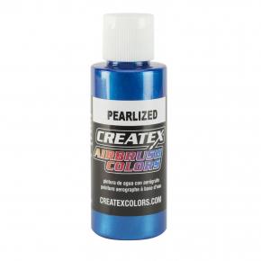 Краска для аэрографии перламутровая Синяя Createx Airbrush Colors Pearl Blue 5304 - интернет-магазин tricolor.com.ua