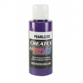 Краска для аэрографии перламутровая Сливовая Createx Airbrush Colors Pearl Plum 5314 - интернет-магазин tricolor.com.ua