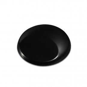Краска для аэрографии Wicked Colors TR Black Черная W002 - изображение 2 - интернет-магазин tricolor.com.ua