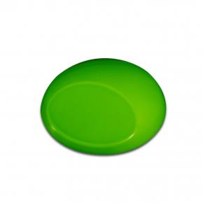 Краска для аэрографии Wicked Colors TR Apple Green Светло-зеленая W016 - изображение 2 - интернет-магазин tricolor.com.ua