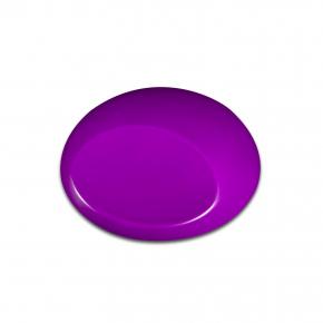 Краска для аэрографии Wicked Colors Fluorescent Purple Пурпурная W020 - изображение 2 - интернет-магазин tricolor.com.ua