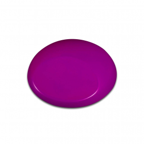 Краска для аэрографии Wicked Colors Fluorescent Raspberry Темно-красная W021 - изображение 2 - интернет-магазин tricolor.com.ua