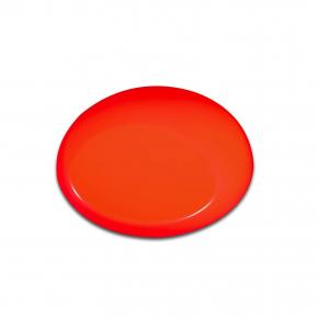 Краска для аэрографии Wicked Colors Fluorescent Red Красная W022 - изображение 2 - интернет-магазин tricolor.com.ua