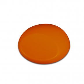 Краска для аэрографии Wicked Colors Fluorescent Sunburst Оранжевая W025 - изображение 2 - интернет-магазин tricolor.com.ua