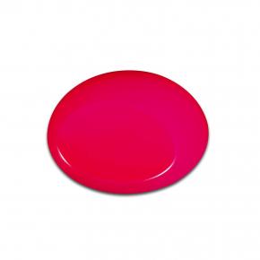 Краска для аэрографии Wicked Colors Fluorescent Pink Розовая W026 - изображение 2 - интернет-магазин tricolor.com.ua