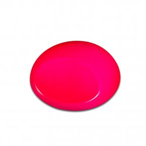 Краска для аэрографии Wicked Colors Fluorescent Magenta Пурпурная W029 - изображение 2 - интернет-магазин tricolor.com.ua