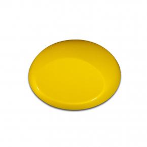 Краска для аэрографии Wicked Colors Pearl Yellow Желтая перламутровая W302 - изображение 2 - интернет-магазин tricolor.com.ua