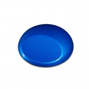 Краска для аэрографии Wicked Colors Pearl Blue Голубая перламутровая W304 - изображение 2 - интернет-магазин tricolor.com.ua