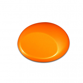 Краска для аэрографии Wicked Colors Pearl Orange Оранжевая перламутровая W306 - изображение 2 - интернет-магазин tricolor.com.ua
