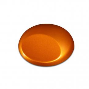 Краска для аэрографии Wicked Colors Metallic Burnt Orange Оранжевая металлик W365 - изображение 2 - интернет-магазин tricolor.com.ua