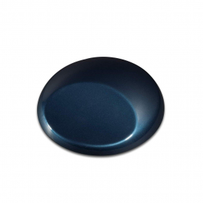 Краска для аэрографии Wicked Colors Metallic Midnight Blue Темно-синяя металлик W366 - изображение 2 - интернет-магазин tricolor.com.ua