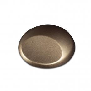 Краска для аэрографии Wicked Colors Metallic Elegance Светло-коричневая металлик W367 - изображение 2 - интернет-магазин tricolor.com.ua