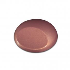 Краска для аэрографии Wicked Colors Metallic Rose Темно-розовая металлик W372 - изображение 2 - интернет-магазин tricolor.com.ua