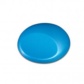 Краска для аэрографии Wicked Colors Pearl Brite Blue Ярко-синяя перламутровая W381 - изображение 2 - интернет-магазин tricolor.com.ua
