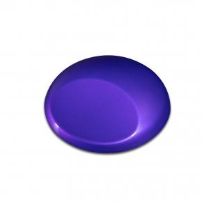 Краска для аэрографии Wicked Colors Pearl Electric Blue Синий электрик перламутровая W382 - изображение 2 - интернет-магазин tricolor.com.ua