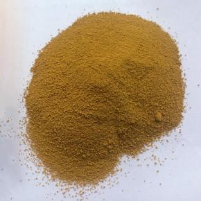 Пигмент железоокисный гранулированный Желтый Tricolor G925