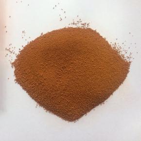 Пигмент железоокисный гранулированный Оранжевый Tricolor G530