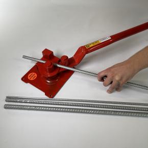 Станок для гибки арматуры ручной Afacan 16РТ 6-16 мм рычаг 1200 мм для прямых углов
