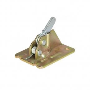 Пружинный зажим для арматуры усиленный Оцинкованный 110*75 мм Чироз