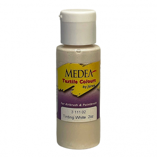 Краска для ткани Medea White Opaque Белая укрывистая 311002