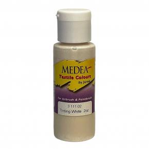 Краска для ткани Medea White Tinting Белая тонирующая 311102