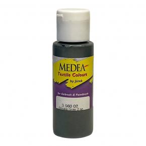 Краска для ткани Medea Smoke Gray Серый дым 356002
