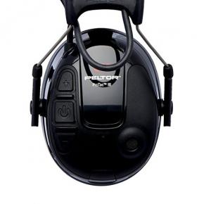Наушники активные 3М Protac III Slim MT13H220A 26 дБ с внешними микрофонами - изображение 2 - интернет-магазин tricolor.com.ua