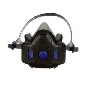 Полумаска 3M Secure Click HF-802 размер M средний - интернет-магазин tricolor.com.ua