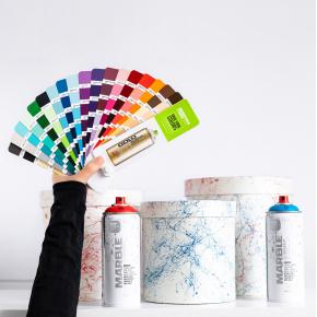 Краска акриловая Montana Marble эффект мрамора EM6100 Pastel Green - изображение 12 - интернет-магазин tricolor.com.ua