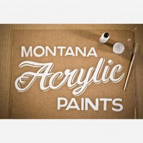 Акриловая краска Montana F3000 Fire Red - изображение 5 - интернет-магазин tricolor.com.ua