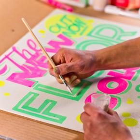 Акриловая краска Montana 8020 Sahara Beige - изображение 3 - интернет-магазин tricolor.com.ua