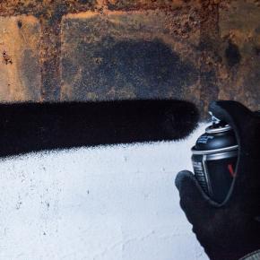 Краска Montana Blackout Tarblack - изображение 3 - интернет-магазин tricolor.com.ua