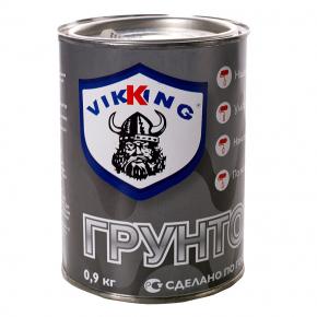 Грунт алкидный ГФ-021 антикор Viking Черный