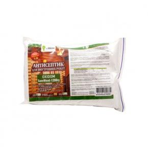 Oxidom SaveWood-120-Dry - Антисептик для внутренних работ концентрат 1:9 (порошок)