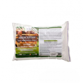 Oxidom SaveWood-140-Dry - Антисептик для наружных работ концентрат 1:19 (порошок)