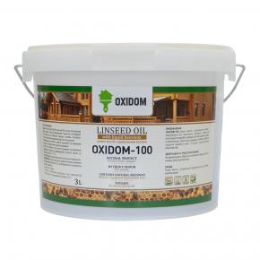 Oxidom-100 Масло-воск - изображение 2 - интернет-магазин tricolor.com.ua