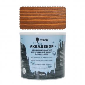 Аквадекор Oxidom орех - интернет-магазин tricolor.com.ua